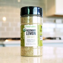 Rosemary Lemon: Organic Herb & Citrus Sea Salt - $11.99+