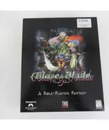 Blaze & Blade Eternal Quest RPG PC 2000 Original Big Box New Sealed Comp... - $51.94