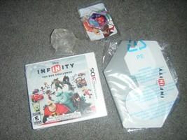 DISNEY INFINITY 1.0 Game & Wireless Portal Base Nintendo 3DS Toy Box Cha... - $9.46