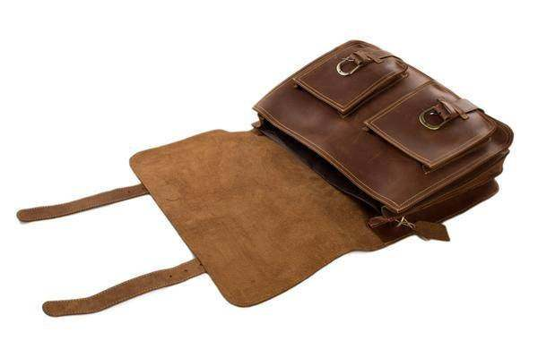 On Sale,  Leather Travel Bag, Leather Duffle Bag, Leather Backpack image 5