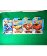 Hot Wheels In Original Package 4 Different Lot1 - $6.46