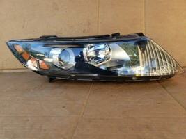 11-13 Kia Optima Headlight Lamp Halogen Passenger Right RH - CLEAR LENS image 2