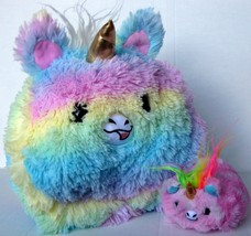 PIKMI Pops Surprise Flips GIGI Unicorn Reversible Plush Target Rainbow Toy Baby - $44.99