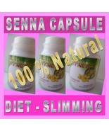 300 Senna Slimming Laxative Diet Weight Loss Capsule - $17.99