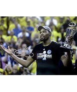 KEVIN DURANT AUTOGRAPHED HAND SIGNED 11x14 GOLDEN STATE WARRIORS PHOTO 3... - $214.24 CAD