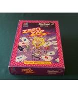 Zero Zap Family Card Game Milton Bradley 1977 Complete VGC - $12.00