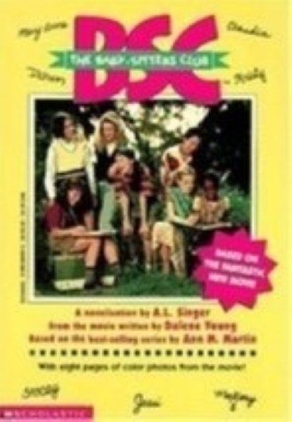 The Babysitters Club: The Movie  Scholastic Books