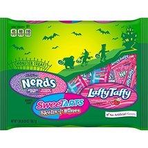 Nestle Halloween Candy Monster Treats Assorted Sugar, 25 oz - $15.49