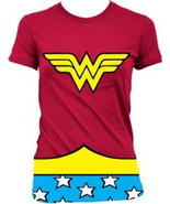 DC Comics: Wonder Woman Symbol Costume T-Shirt Brand NEW! - $24.99