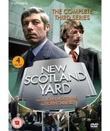 New Scotland Yard: The Complete Third Series (REGION 2, DVD, 2013) Jack ... - $23.57