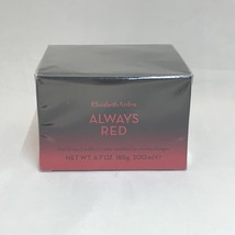 Always Red by Elizabeth Arden Women 6.7 oz / 200 ml / 85 g Red Drops Creme - $27.98