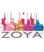 >>> ZOYA Pro Nail Polish Lacquer *U PICK COLOR* Creme PIXIE Satin Shimme... - $5.98+
