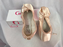 Grishko ED Elite Soft Shank Pointe Shoes, Size 4.0, 1X, New in Box - $49.50