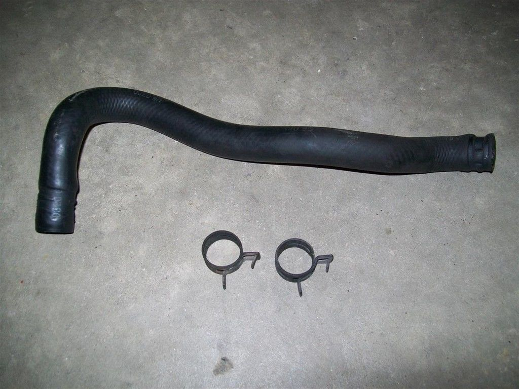 Primary image for 87 88 89 90-92 Camaro Firebird Water Pump Hose 2.8 3.1