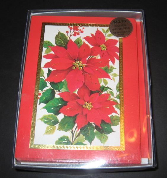 Empress Greetings Boxed Elegant Holiday Cards for Christmas