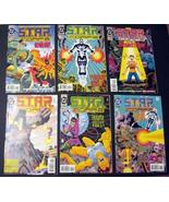 S.T.A.R. Corps #1-6 Complete DC Miniseries Set - $6.00