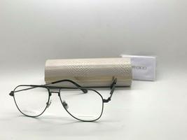 Jimmy Choo Eyeglasses Jm 005 Gua Dark Grey 58-15-150MM Italy Case& Cloth - $77.09