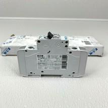 Lot of 3 Eaton FAZ-D2/1-NA-SP 2 Amp Circuit Breaker - $31.79