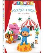 Pocoyo: Pocoyo Circus [DVD] - $7.91