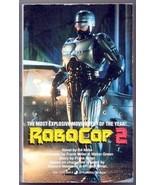 Robocop 2 By Ed Naha Jove Books 1990 Novel Adaptation - $5.00