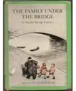 The Family Under The Bridge by Natalie Savage Garden 1958 - $5.00