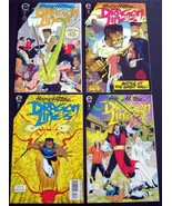 Dragon Lines #1-4 Complete Marvel Epic Heavy Hitters Miniseries Set - $10.00