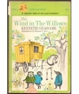 The Winds In The Willow By Kenneth Grahame Softcover Paperback - $5.00