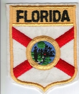 Florida Seal State Patch! New! - $6.99