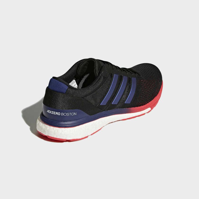 Adidas Adizero Boston 6 Herren Größe 8.5 BB6413 Marathon Neu Bequem Laufen image 10