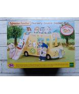 Sylvanian Families Nursery Double Decker Bus 5275  - $69.00