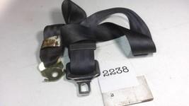 1992-1996 Toyota Camry Rear Seat Belt Buckle Grey Feo B2238 - $27.98