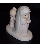 1983 Precious Moments God Bless The Bride Wedding Figurine - $19.99