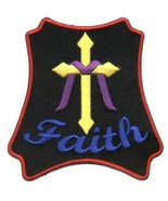 Embroidered Christian Faith Patch Patch - $3.95