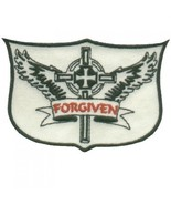 Embroidered Christian Patch Forgiven Patch - $3.95