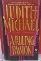 Primary image for A Ruling Passion by Judith Michael