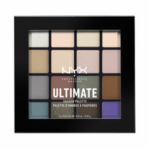 NYX Ultimate Shadow Palette - USP02 Cool Neutrals - $14.89