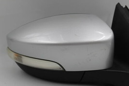 15 16 17 18 FORD FOCUS RIGHT PASSENGER SIDE POWER SILVER DOOR MIRROR OEM - $148.49