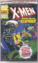 The Uncanny X-Men Annual! Comic #17, Marvel 1993 SEALED - $3.50