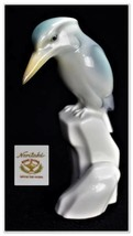 Noritake Studio Collection Kingfisher Figurine Ornament Bone China - $356.88