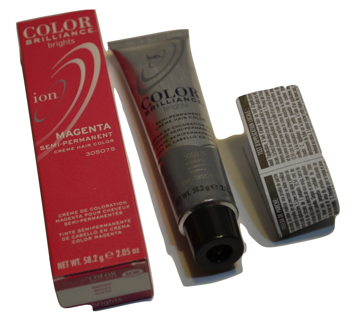 Ion Hair Color 27 Listings