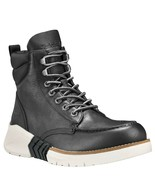 TIMBERLAND Men's A27W1 Moc Toe Sneakers Boots Black ALL SIZES - $119.99