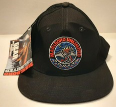 Rare Vintage MARLBORO Unlimited Adventure Gear Strapback Hat Cap 90s Smo... - $24.70