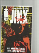 Lot of 5 JINX comics Including #1 Issue #5 is signed by Brian M Bendis - $7.91