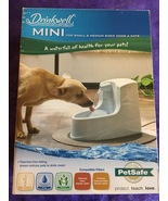 Petsafe Drinkwell Mini Drinking Fountain Waterfall For Small & Medium Si... - $48.95