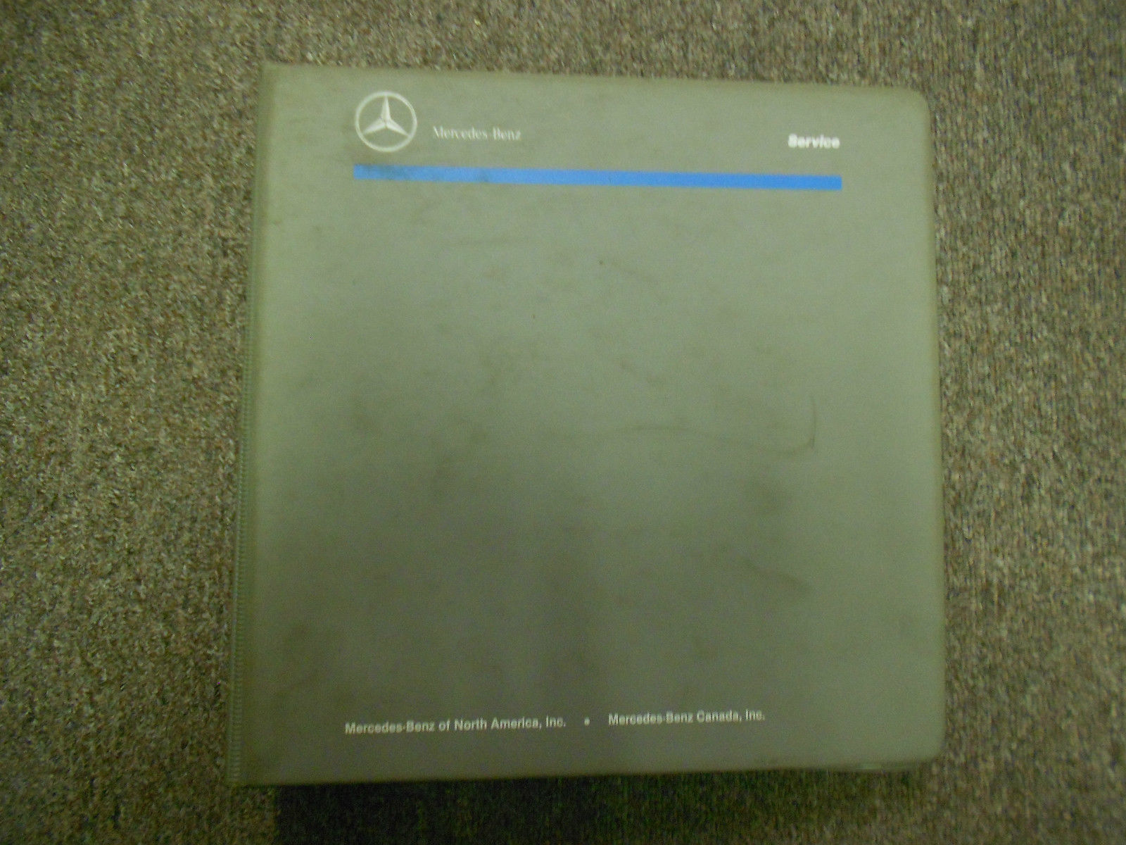 2000s MERCEDES Benz All Models Service Bulletin Price Catalog Manual FACTORY OEM - $76.18