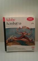 Adobe Acrobat 5.0 Education Version - Full Version for Windows 22001439 NEW - $49.49
