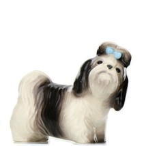 Hagen Renaker Dog Shih Tzu Ceramic Figurine