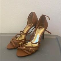 Lauren Ralph Lauren tan pumps size 7 - $29.69