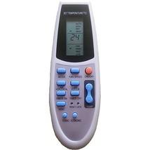 Universal Air Conditioner Remote Control for York R91/BGCE R91/BGE R92/BGCE R92/