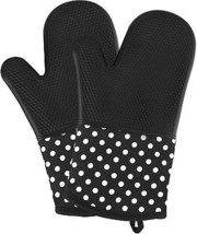 Yoobest Silicone Oven Mitts - Heat Resistant To 572 F Kitchen Oven Glov... - $18.63
